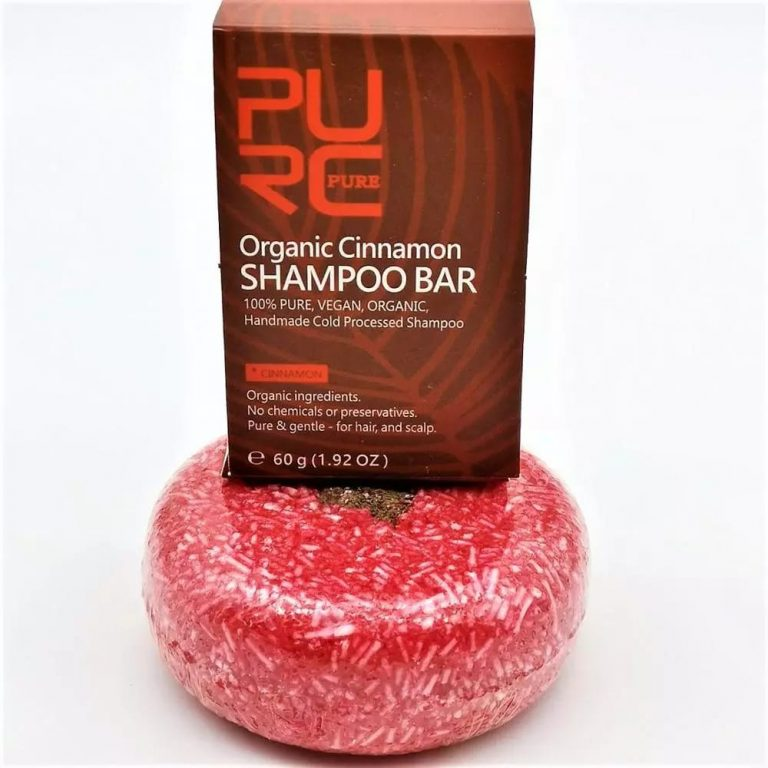 Cinnamon Shampoo Bar photo review