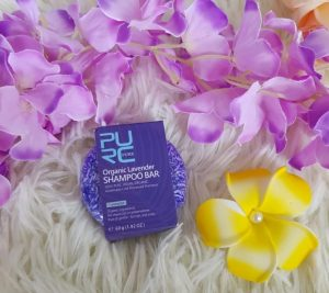 Lavender Conditioner Bar photo review
