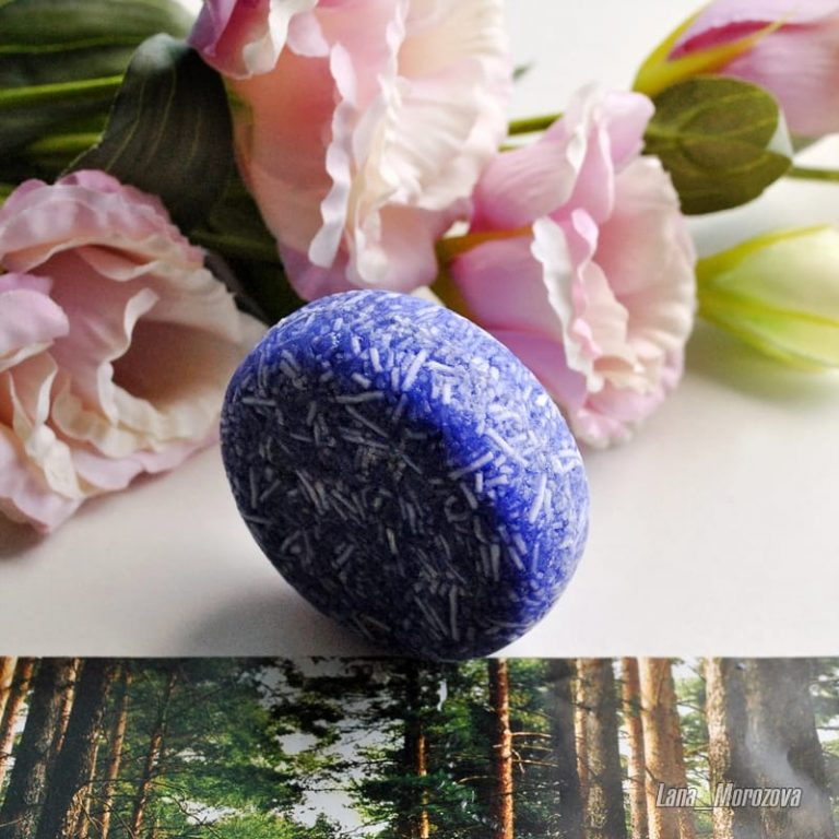 Lavender Shampoo Bar photo review