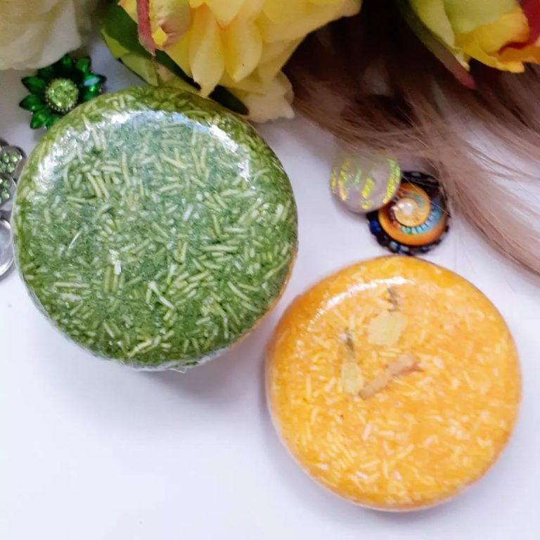 Mint Shampoo Bar photo review