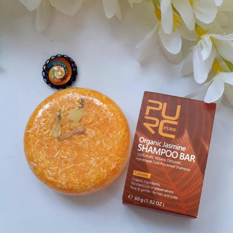 Ginger Shampoo Bar photo review