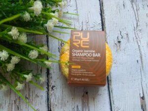 Jasmine Shampoo Bar photo review