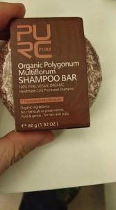 Polygonum Shampoo Bar photo review