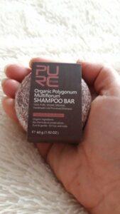 Polygonum Shampoo Bar photo review