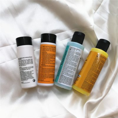 purcorganics - 3.7% Keratin Hair Straightening Shampoo 2