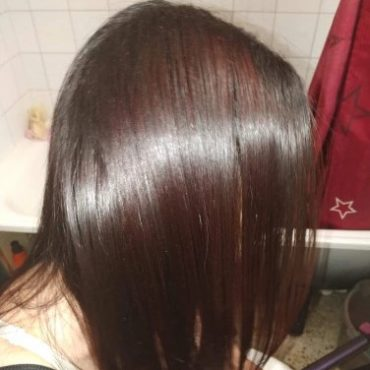 purcorganics - 5 Formalin Hair Straightening Shampoo 05
