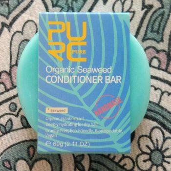 purcorganics - Bio Seaweed Conditioner Bar 1