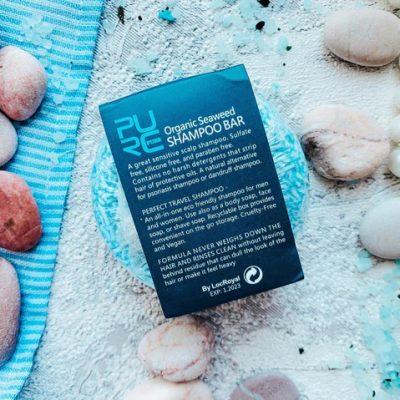 purcorganics - Bio Seaweed Shampoo Bar 03