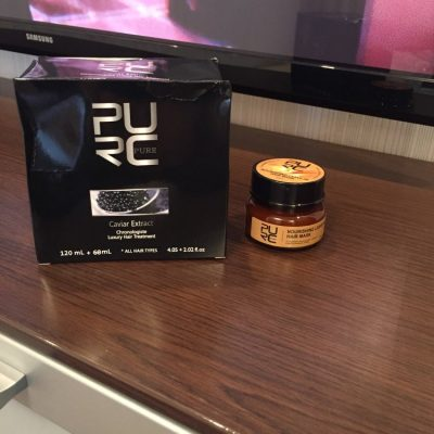 purcorganics - Caviar Extract Treatment 3
