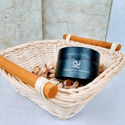 purcorganics - Coconut Oil Hair Mask 4