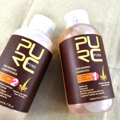 purcorganics - Hair Growth Shampoo & Conditioner 1