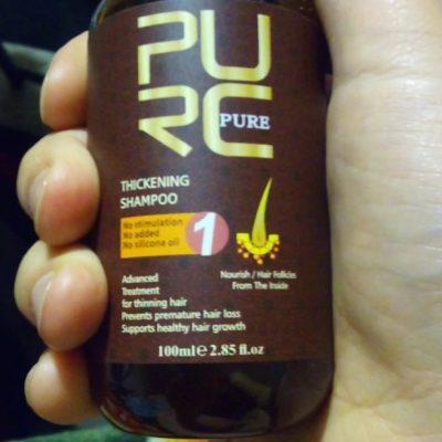 purcorganics - Hair Growth Shampoo & Conditioner 8