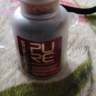 purcorganics - Herbal Hair Dye Powder 1