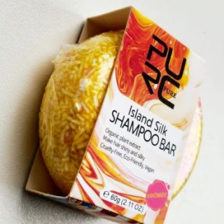 purcorganics - Island Silk shampo bar 012