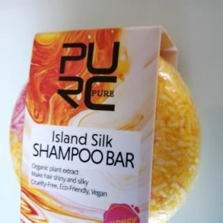 purcorganics - Island Silk shampo bar 06
