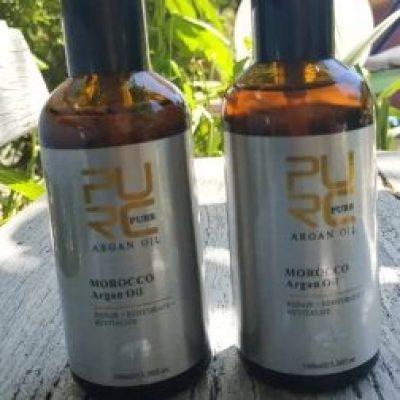 purcorganics - Moroccan argan hair oil 05