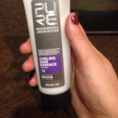 purcorganics - argan curl 1