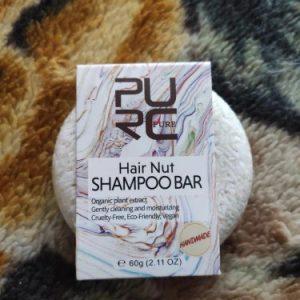 purcorganics - hair nut shampoo bar 01