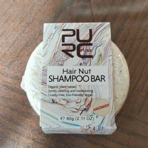 purcorganics - hair nut shampoo bar 12