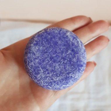 purcorganics - lavender Shampoo bar 5