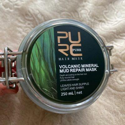 purcorganics - volcanic mud repair mask 08